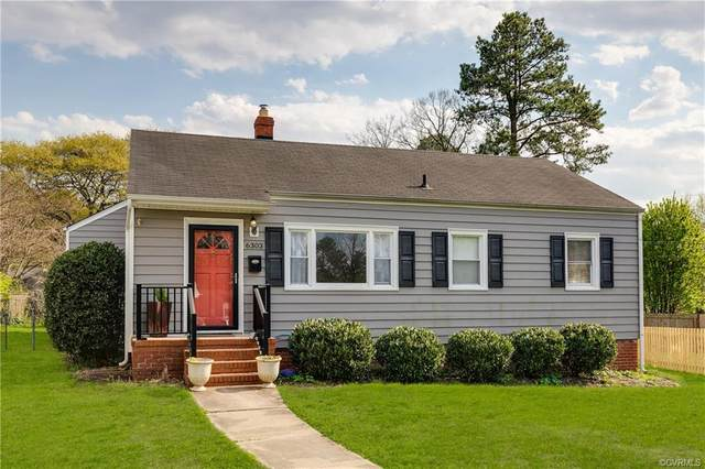 6303 Stuart Avenue, Richmond, VA 23226 (MLS #2109269) :: Treehouse Realty VA