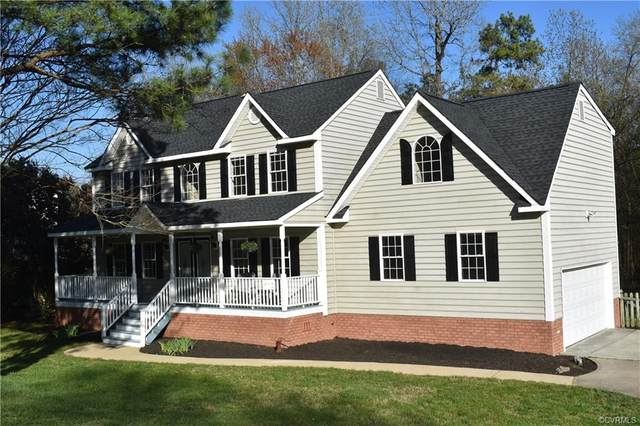 14907 Majestic Creek Drive, Colonial Heights, VA 23834 (MLS #2109274) :: Village Concepts Realty Group