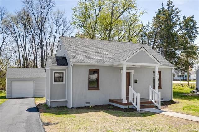 3903 Arden Road, Richmond, VA 23222 (MLS #2109282) :: Village Concepts Realty Group