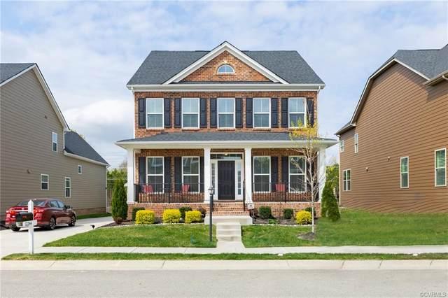 12244 Manor Crossing Drive, Henrico, VA 23059 (MLS #2109308) :: Small & Associates