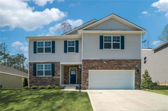 7557 Sedge Drive, New Kent, VA 23124 (MLS #2109314) :: Village Concepts Realty Group
