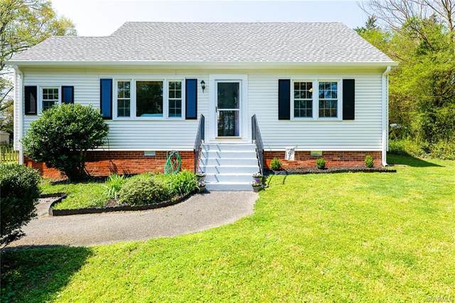 1408 Beverly Drive, Henrico, VA 23229 (MLS #2109317) :: Village Concepts Realty Group