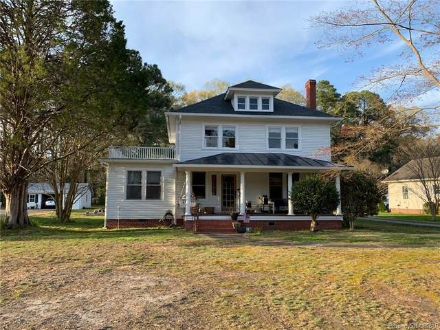 11159 Buckley Hall Road, Mathews, VA 23109 (MLS #2109327) :: Village Concepts Realty Group