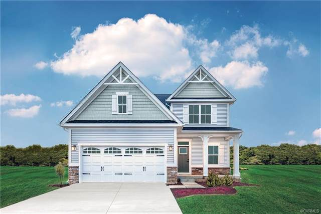 9240 Fairfield Farm Court, Mechanicsville, VA 23116 (MLS #2109330) :: The Redux Group