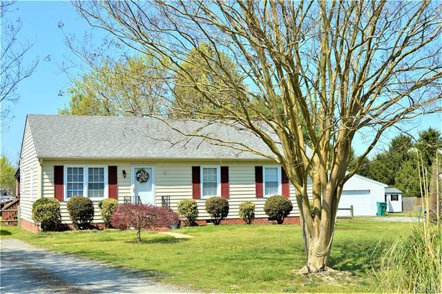 7095 Colonel Crump Drive, Mechanicsville, VA 23111 (MLS #2109338) :: Village Concepts Realty Group