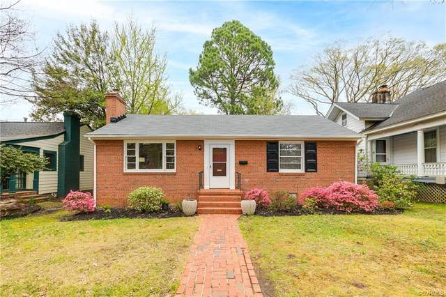 4406 Patterson Avenue, Richmond, VA 23221 (MLS #2109351) :: Village Concepts Realty Group
