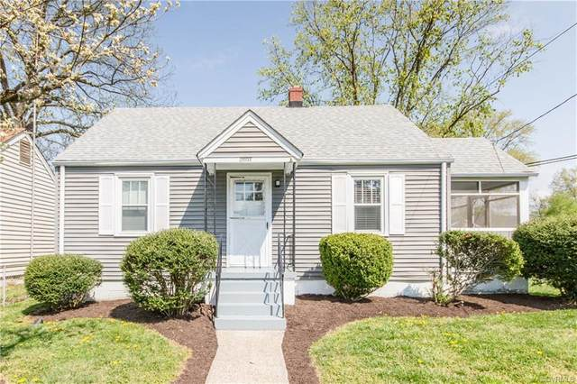 2601 Pickett Street, Hopewell, VA 23860 (MLS #2109364) :: Village Concepts Realty Group