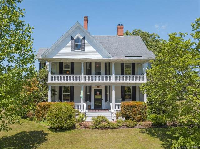 992 Williams Wharf Road, Mathews, VA 23109 (MLS #2109371) :: Village Concepts Realty Group
