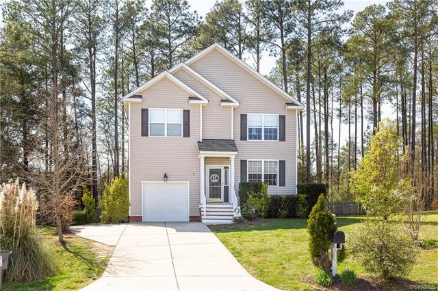 9806 Garden Grove Court, Chesterfield, VA 23832 (MLS #2109374) :: Village Concepts Realty Group