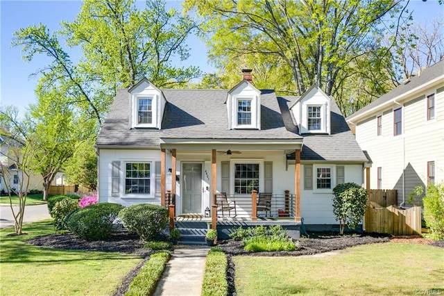 4401 Leonard, Richmond, VA 23221 (MLS #2109383) :: Treehouse Realty VA