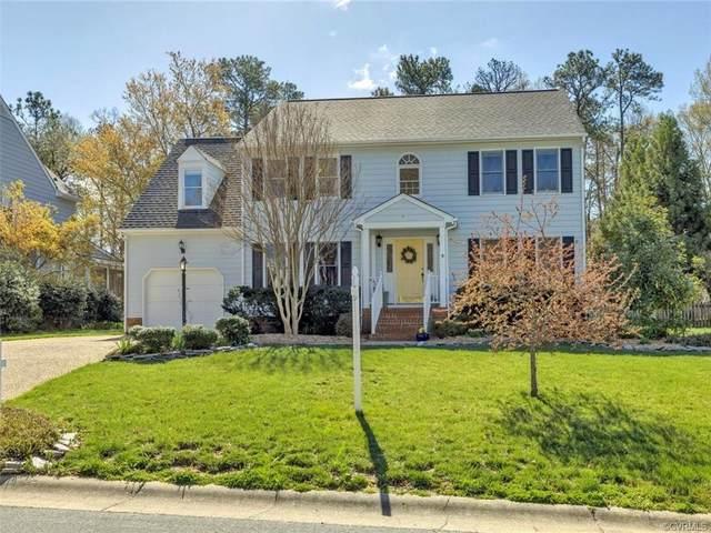12441 Burnside Lane, Henrico, VA 23233 (#2109387) :: The Bell Tower Real Estate Team