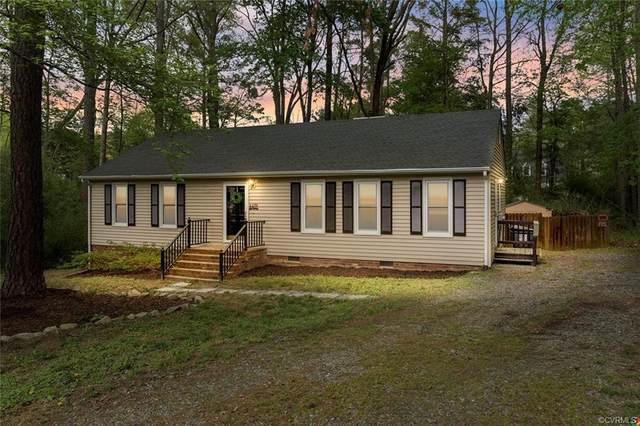 4401 Rabbit Foot Place, Chesterfield, VA 23236 (MLS #2109391) :: EXIT First Realty