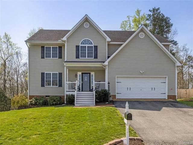 5813 Hereld Green Drive, Chesterfield, VA 23832 (MLS #2109394) :: Village Concepts Realty Group