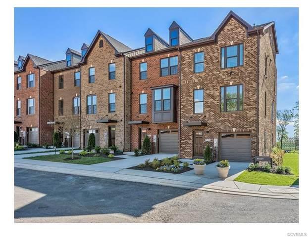 2136 Boro Ridge Street Ib, Richmond, VA 23225 (#2109395) :: The Bell Tower Real Estate Team