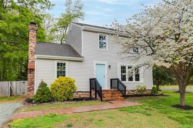 1928 Millsap Lane, North Chesterfield, VA 23235 (MLS #2109398) :: Village Concepts Realty Group
