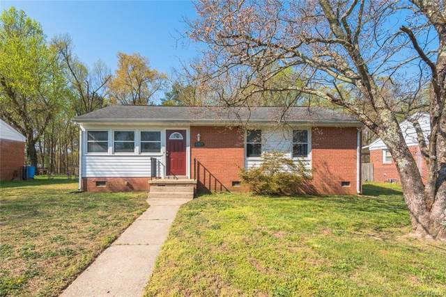 1717 Debbie Lane, Richmond, VA 23222 (MLS #2109400) :: EXIT First Realty