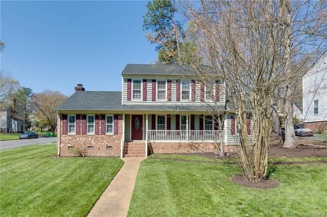 2400 Mountainbrook Drive, Richmond, VA 23233 (MLS #2109405) :: Village Concepts Realty Group