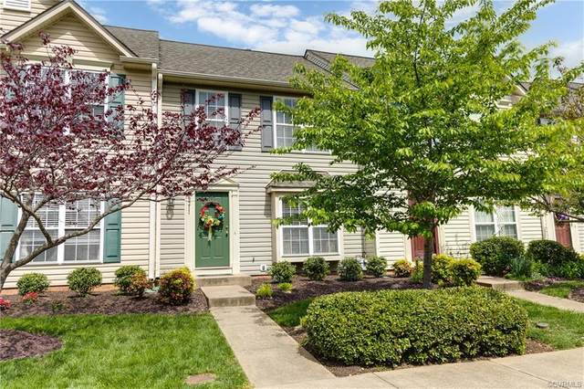 9211 Stone Meadow Drive, Henrico, VA 23228 (#2109410) :: The Bell Tower Real Estate Team