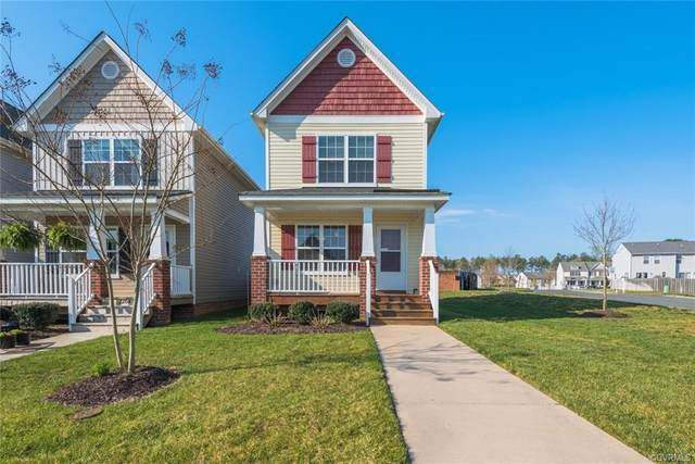 2202 Forest Court, Aylett, VA 23009 (MLS #2109415) :: EXIT First Realty