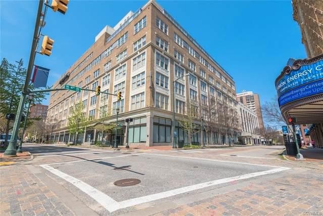 230 N 6th Street U323, Richmond, VA 23219 (MLS #2109416) :: Small & Associates