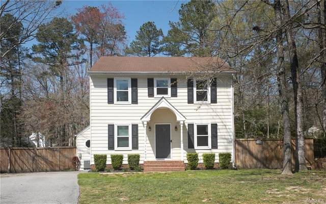 11402 Walnut Hollow Court, Midlothian, VA 23112 (MLS #2109437) :: EXIT First Realty
