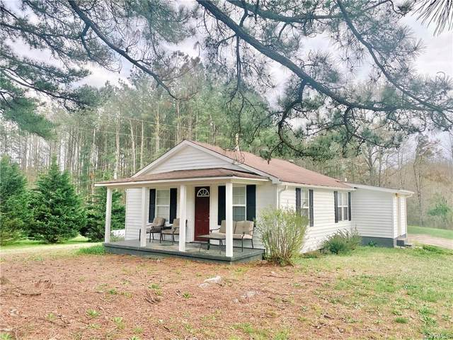 12901 Ruth Hill Road, Church Road, VA 23833 (MLS #2109442) :: Village Concepts Realty Group