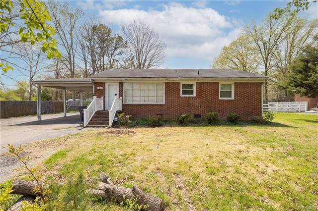 6617 Walmsley Boulevard, Chesterfield, VA 23224 (MLS #2109471) :: Village Concepts Realty Group