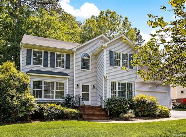 831 Coralberry Drive, Chesterfield, VA 23236 (MLS #2109475) :: Village Concepts Realty Group