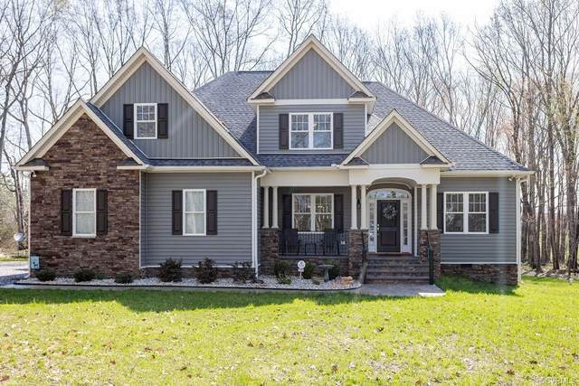 17870 Broad Meadow Drive, Amelia Courthouse, VA 23002 (MLS #2109477) :: The Redux Group