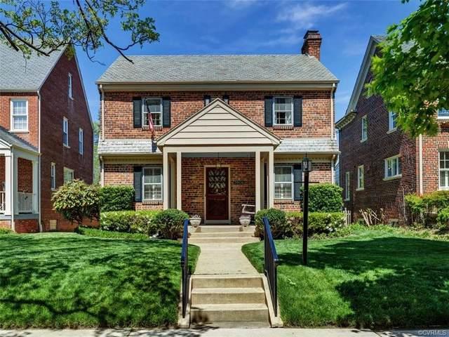 3906 Park Avenue, Richmond, VA 23220 (MLS #2109480) :: Village Concepts Realty Group