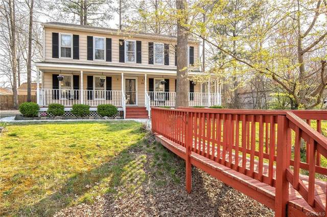 4508 Parrish Branch Road, Midlothian, VA 23112 (#2109485) :: The Bell Tower Real Estate Team