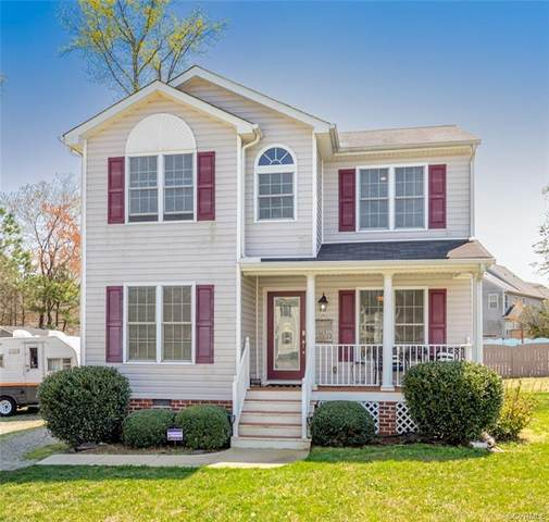 3813 Pillow Bluff Lane, North Chesterfield, VA 23237 (#2109496) :: The Bell Tower Real Estate Team