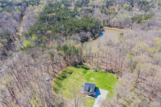 5452 Old Buckingham Road, Powhatan, VA 23139 (MLS #2109534) :: Village Concepts Realty Group