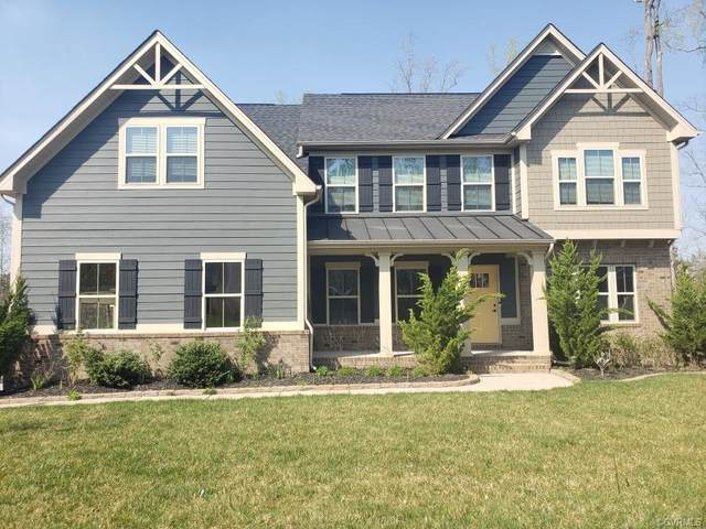 7006 Golden Aster Drive, Chesterfield, VA 23120 (MLS #2109540) :: Village Concepts Realty Group