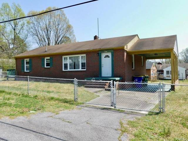 3212 Fisher Avenue, Hopewell, VA 23860 (MLS #2109542) :: Small & Associates