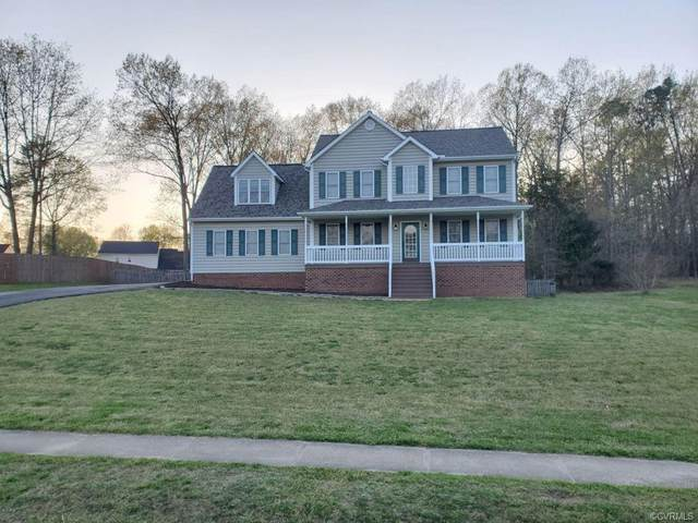 14924 Majestic Creek Drive, Colonial Heights, VA 23834 (MLS #2109550) :: Village Concepts Realty Group