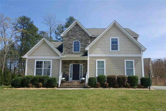 10825 Wycombe Road, Midlothian, VA 23112 (MLS #2109555) :: Treehouse Realty VA