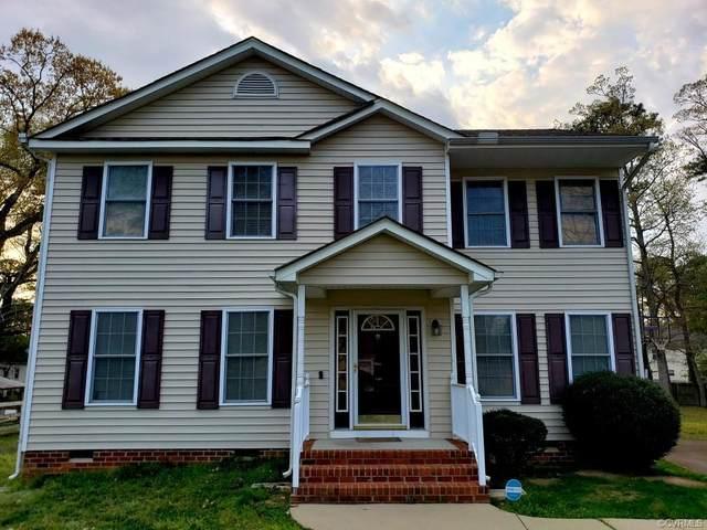 1300 Oakhurst Lane, Richmond, VA 23225 (MLS #2109557) :: Village Concepts Realty Group