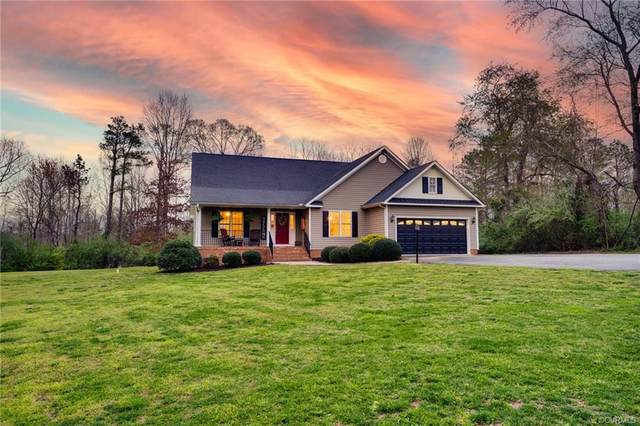 10010 Loblolly Terrace, Amelia Courthouse, VA 23002 (MLS #2109558) :: Village Concepts Realty Group