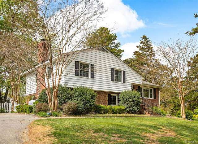 2736 Anwell Drive, North Chesterfield, VA 23235 (MLS #2109572) :: Village Concepts Realty Group