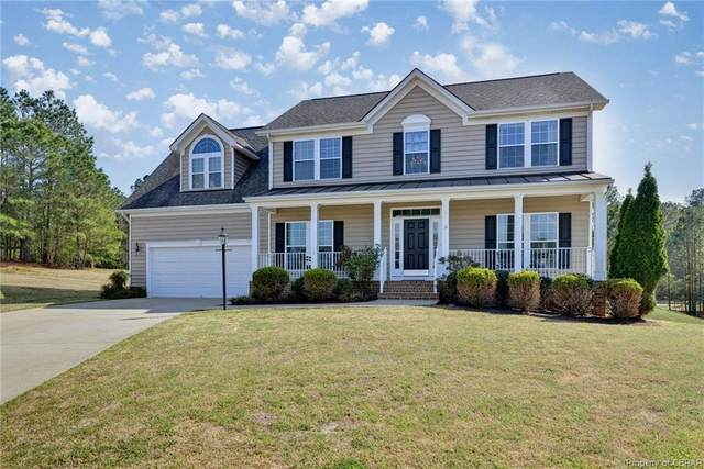 3228 Lytham Court, Toano, VA 23168 (MLS #2109580) :: Village Concepts Realty Group