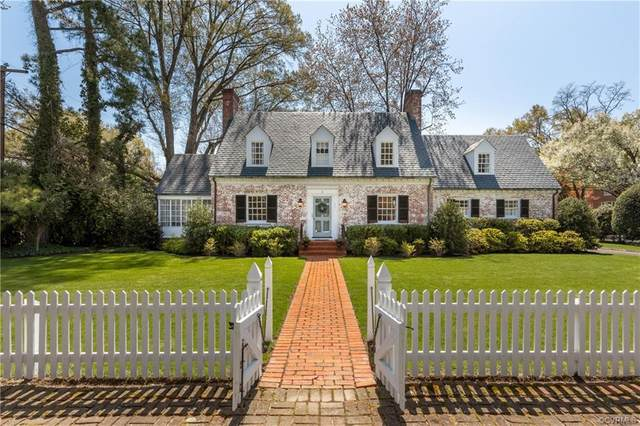 207 Avon Road, Richmond, VA 23221 (MLS #2109595) :: Village Concepts Realty Group