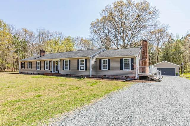 211 Adams Lane, Aylett, VA 23009 (MLS #2109597) :: Village Concepts Realty Group