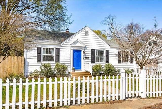 914 Hill Top Drive, Richmond, VA 23225 (MLS #2109598) :: Village Concepts Realty Group