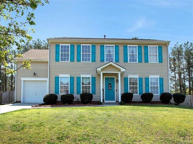 3407 Thornsett Drive, Chester, VA 23831 (MLS #2109620) :: Village Concepts Realty Group