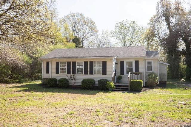2 S Wilson Way, Sandston, VA 23150 (MLS #2109626) :: Village Concepts Realty Group
