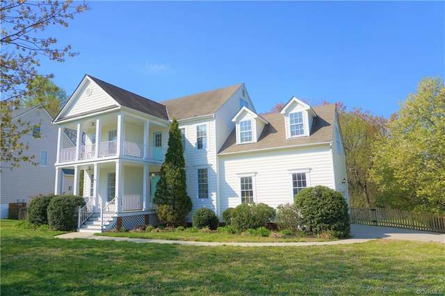 11014 Milestone Drive, Mechanicsville, VA 23116 (MLS #2109628) :: EXIT First Realty