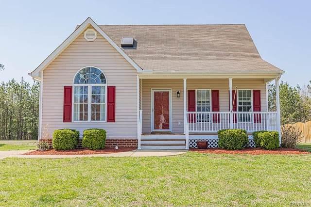 3161 Chartwood Drive, Sandston, VA 23150 (MLS #2109637) :: Village Concepts Realty Group