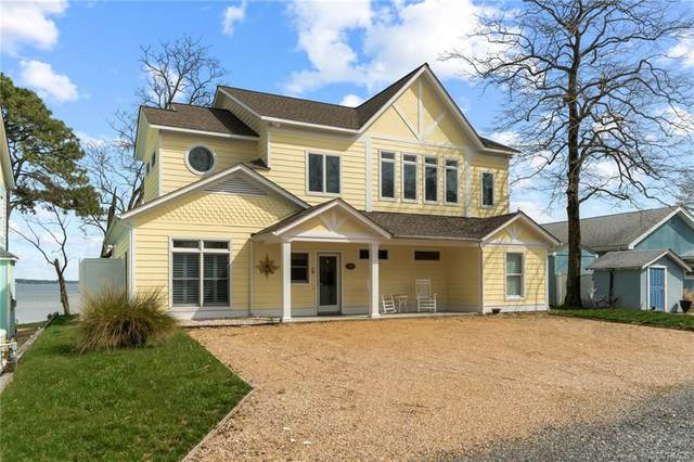 383 Misti Cove Road, Cobbs Creek, VA 23035 (MLS #2109646) :: Village Concepts Realty Group
