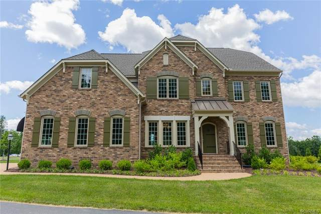 000 Hawksgate Landing Court, Glen Allen, VA 23059 (MLS #2109647) :: Small & Associates